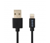 ICONZ IMCS10K MFI Lightning Cable 1m Black