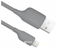 PURIDEA L02-LT-Grey Lightning cable 1.2M