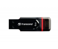 TRANSCEND 8GB JetFlash 340 ( Black )