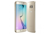 Samsung Galaxy s6 Edge / Quad-core 1.5 GHz & Quad-core 2.1 GHz / 32GB / 5.1 Inch ( Gold )