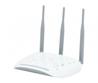 TP-LINK TL-WA901ND  Wireless Lite N Access Point with 3 Detachable Antenna