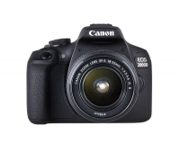 Canon EOS 2000D Camera