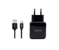 ICONZ IWCR224K Wall Charger Kit Micro USB Black