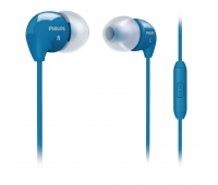 Philips SHE3595BL/00 In-ear Headphone with Microphone