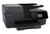 إتش بي OFFICEJET برو 6830 AIO/6830b/Print/Copy/Scan/Fax/Web/1GB/Wifi/Apple Air Print/Ink
