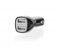 ICONZ ICCR224K Car Charger Kit Micro USB Black