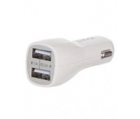 ICONZ ICCR224W Car Charger Kit Micro USB White