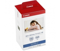 Canon KP108IN Paper Pack for Canon Printer