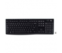 Logitech920-003739 Wireless Keyboard K270 Black