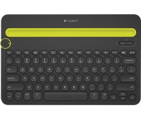 Logitech920-006366  Bluetooth Keyboard K480 Black