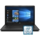 HP 15-da0122ne Jet black Intel Core i3 7020U 7th