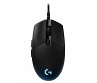 Logitech 910-004857 G Pro Wired Optical Gaming Mouse Black
