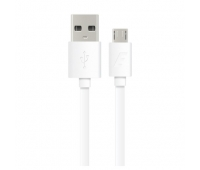 Energizer C21UBMCGWH4 Hightech Cable Micro USB BiColor White