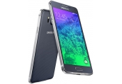 Samsung Galaxy Alpha / Quad-core 1.8 GHz & quad-core 1.3 GHz / 32 GB / 4.7 inches( Black )