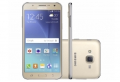 Samsung  SM-J700H Galaxy J7 Mobile Phone Duos Gold