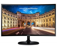 Samsung C24F390FHM Curved LED Monitor