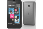 Nokia Lumia 530 Mobile Phone ( Gray )