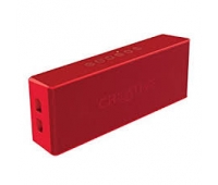 Creative Muvo 2 Bluetooth Wireless Speaker Red