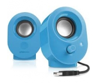 SPEEDLINK SL-8001 SNAPPY 2.0 Stereo Speakers Blue