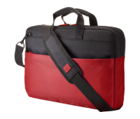 HP Y4T18AA Duotone Red BriefCase Black/Red