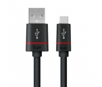 iLUV Premium Sync/Charge Cable For Galaxy