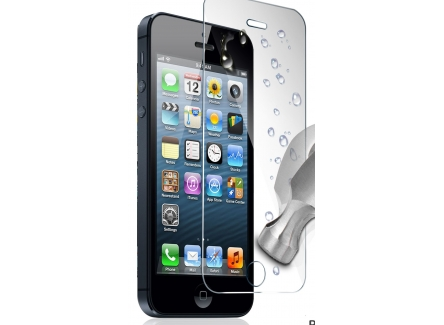 Passion4 Plg230 Thickness Tempered Glass Protector For Iphone 5