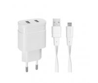 RIVAPOWER VA4122 Wall Charger White