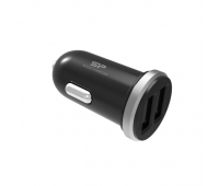 SP SP2A1ASYCC102P0K Car Charger 2.1A Dual USB Compact Black