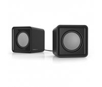 SPEEDLINK SL-810004-BK TWOXO Stereo Speakers Black