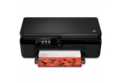 HP DeskJet 5525 AIO/5525/Printer (2-sided printing )/Scanner/Copier/64MB/Wifi/Apple Air print/Ink