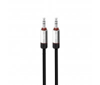 Iluv ICB110BLK Aux-In Audio Cable 3 Ft Black