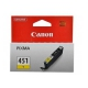 Canon 451 Yellow Ink Cartridge