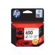HP 650 Color Ink Cartridges