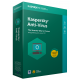 Kaspersky Anti-Virus 4 Users (Windows Only) Media & License /1Y
