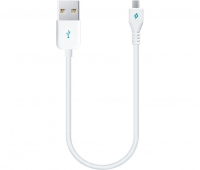 Ttec 8694470573700 Micro USB Cable White