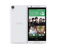 HTC One Desire 820G Plus Mobile Phone White Gray