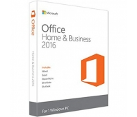 Microsoft T5D-02280/L+M Office Home and Business 2016