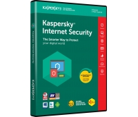 Kaspersky IS-1+1 Internet Security Media & License