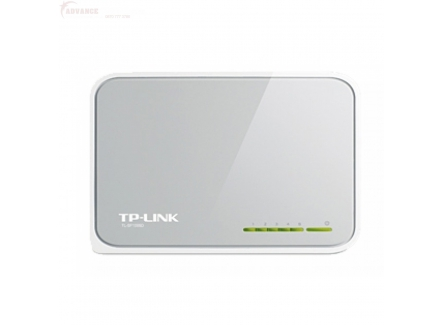 TP-LINK TL-SF1005D, 5-Ports 10/100Mbps Desktop Switch