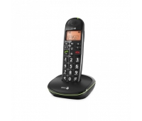 Doro PE100WBLK  EASY TO USE CORDLESS PHONE AMPLIFIED SOUND